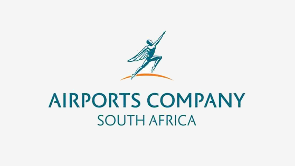 "Logo ""Airports Company South Africa"""