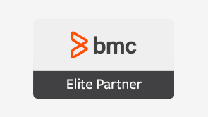 "Logo ""BMC Platinum Partner"""