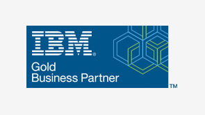 "Logo ""IBM Gold Partner"""
